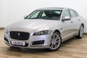 Jaguar XF 20d Prestige Aut. VOLL  LP 66.988,-€ bei Autohaus Hösch GmbH in