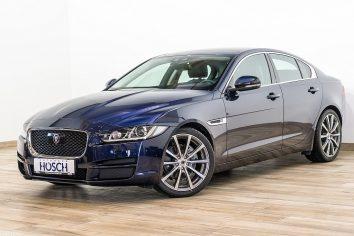 Jaguar XE Prestige Aut.  LP 56.691.-€ bei Autohaus Hösch GmbH in