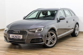 Audi A4 Kombi 2.0 TFSI Sport  LP: 46.292.- € bei Autohaus Hösch GmbH in