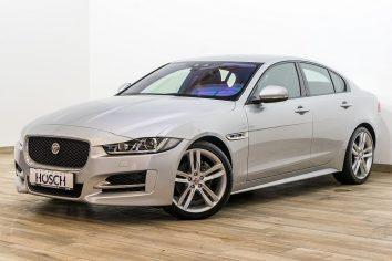 Jaguar XE R-Sport 2.0d Aut.  LP 59.968,-€ bei Autohaus Hösch GmbH in