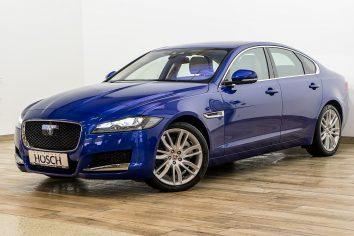 Jaguar XF Portfolio 35t AWD  Aut. VOLL  LP:116.087.-€ MINUS 52,6% bei Autohaus Hösch GmbH in