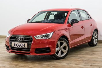 Audi A1 Sportback 1.0 TFSI Design   LP:25.207.-€ bei Autohaus Hösch GmbH in