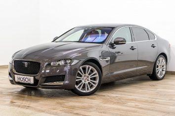 Jaguar XF 20d Prestige Aut.  LP: 66.839.-€ bei Autohaus Hösch GmbH in