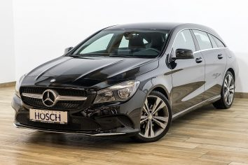 Mercedes-Benz CLA 200d Shooting Brake  LP: 41.779.-€ bei Autohaus Hösch GmbH in