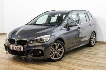 BMW 220d xDrive Gran Tourer M-Sport Aut. LP:57.741.-€ bei Autohaus Hösch GmbH in