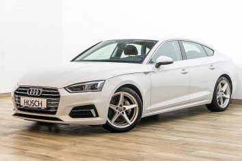 Audi A5 Sportback 2,0 TDI Sport LP: 55.480.- € bei Autohaus Hösch GmbH in