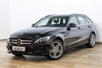 Mercedes-Benz C 200d Kombi Aut.  LP: 47.804.- € bei Autohaus Hösch GmbH in