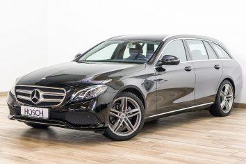 Mercedes-Benz E 220d Kombi Avantgarde Aut. LP:61.645-€ bei Autohaus Hösch GmbH in