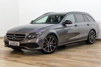 Mercedes-Benz E 350d Kombi Avantgarde Aut.  VOLL  LP:83.110.-€ bei Autohaus Hösch GmbH in