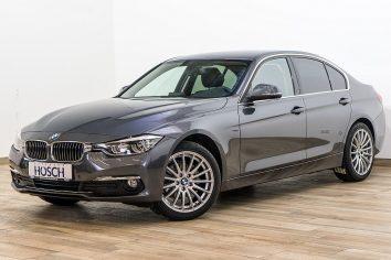 BMW 318d Luxury Line Aut. LP:53.365.- € bei Autohaus Hösch GmbH in