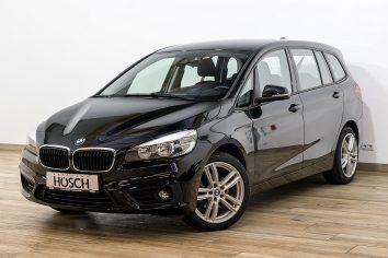 BMW 218d Gran Tourer Advantage   LP:38.089.-€ bei Autohaus Hösch GmbH in
