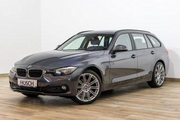 BMW 316d Touring Advantage  LP:44.596.- € bei Autohaus Hösch GmbH in
