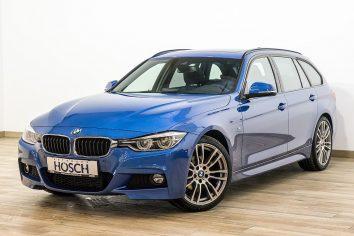 BMW 318d Kombi M Sport Aut. LP: 60.758.-€ bei Autohaus Hösch GmbH in