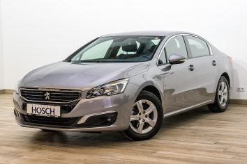 Peugeot 508 1.6 HDI Active Aut. bei Autohaus Hösch GmbH in