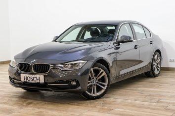 BMW 318d Sport Line LP: 48.946 .-€ bei Autohaus Hösch GmbH in