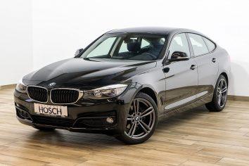 BMW 320d Gran Turismo Aut.  LP:50.206.- € bei Autohaus Hösch GmbH in