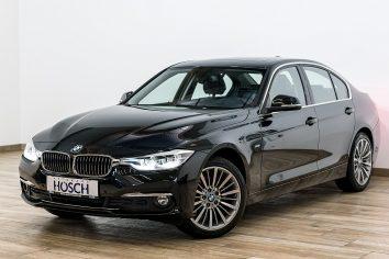 BMW 320d Luxury Line Aut. LP:56.839.- € bei Autohaus Hösch GmbH in