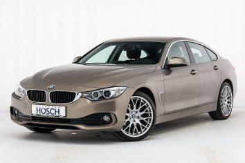BMW 420d Gran Coupe Aut. LP:50.763.-€ bei Autohaus Hösch GmbH in