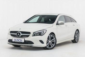 Mercedes-Benz CLA 200d 4 MATIC Shooting Brake Aut. LP: 50.083.-€ bei Autohaus Hösch GmbH in