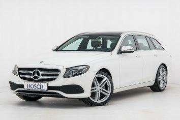 Mercedes-Benz E 220d Kombi Aut. Avantgarde  LP:70.183.-€ bei Autohaus Hösch GmbH in