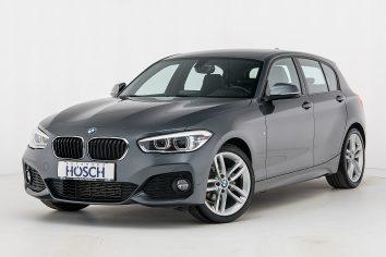 BMW 116d M-Sport  LP: 40.389.- € bei Autohaus Hösch GmbH in