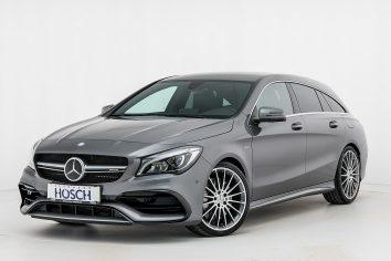 Mercedes-Benz CLA 45 AMG 4MATIC Shooting Brake Aut. VOLL  LP: 79.271.-€ bei Autohaus Hösch GmbH in