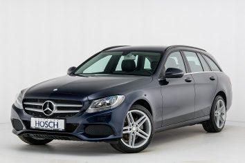 Mercedes-Benz C 200d Kombi LP: 47.645.- € bei Autohaus Hösch GmbH in
