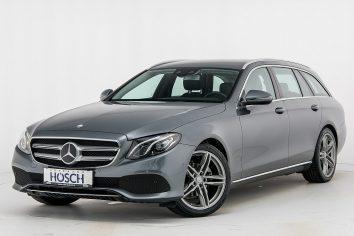 Mercedes-Benz E 220d Kombi Avantgarde Aut. LP:66,897.-€ bei Autohaus Hösch GmbH in