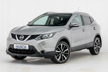 Nissan Qashqai 1,5 dCi  Tekna  VOLL!  LP: 34.100.-€ bei Autohaus Hösch GmbH in