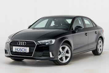 Audi A3 Limousine 1.6 TDI Sport  LP:34.415.-€ bei Autohaus Hösch GmbH in