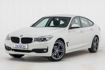 BMW 320d Gran Turismo Aut.  LP: 52.504.-€ bei Autohaus Hösch GmbH in