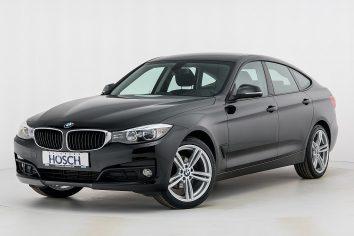 BMW 320d Gran Turismo Aut.  LP: 51.979.-€ bei Autohaus Hösch GmbH in