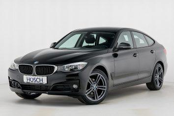 BMW 320d Gran Turismo Aut.  LP:52.189.-€ bei Autohaus Hösch GmbH in
