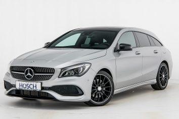 Mercedes-Benz CLA 220d AMG Line Shooting Brake Aut.  LP: 55.785.-€ bei Autohaus Hösch GmbH in