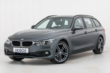 BMW 318d Advantage Touring Aut.  LP:50.436.- € bei Autohaus Hösch GmbH in