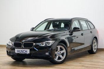 BMW 318d Touring Aut. Advantage  LP:48.679.- € bei Autohaus Hösch GmbH in