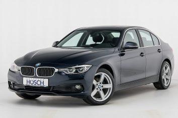 BMW 318d Advantage  LP: 44.691.- € bei Autohaus Hösch GmbH in
