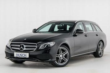Mercedes-Benz E 220d Kombi Avantgarde Aut. LP:65.601.-€ bei Autohaus Hösch GmbH in