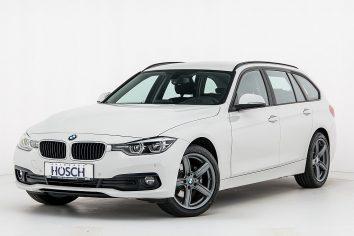 BMW 320d Kombi Advantage Aut. LP:53.760.- € bei Autohaus Hösch GmbH in