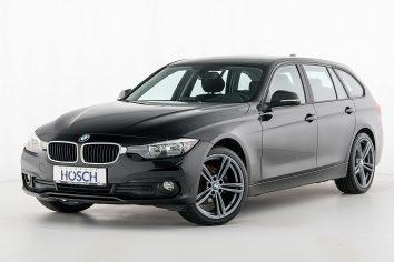 BMW 320d Touring  LP:46.241.- € bei Autohaus Hösch GmbH in