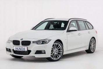 BMW 318d Kombi M Sport Aut. LP: 56.192 .-€ bei Autohaus Hösch GmbH in