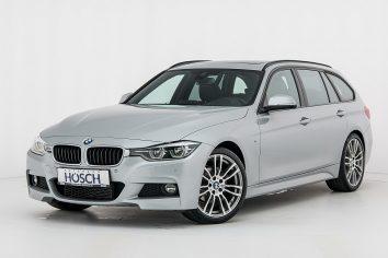 BMW 318d Kombi M Sport Aut. LP: 60.361.-€ bei Autohaus Hösch GmbH in