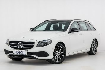 Mercedes-Benz E 350d Kombi Avantgarde Aut. VOLL  LP:91.017.-€ bei Autohaus Hösch GmbH in