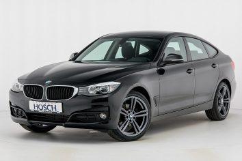 BMW 320d Gran Turismo   LP: 47.558.- € bei Autohaus Hösch GmbH in