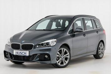BMW 218d Gran Tourer M-Sport Aut. LP:53.280.-€ bei Autohaus Hösch GmbH in