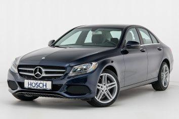 Mercedes-Benz C 200d Aut.  LP: 45.468.- € bei Autohaus Hösch GmbH in