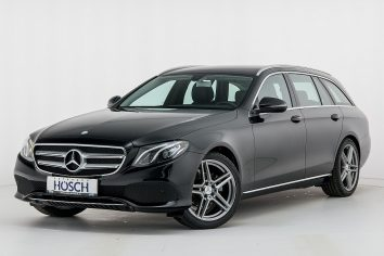 Mercedes-Benz E 220d Kombi Aut. Avantgarde LP: 62.240-€ bei Autohaus Hösch GmbH in
