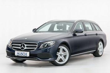 Mercedes-Benz E 220d Kombi Avantgarde Aut.  LP:61.528.-€ bei Autohaus Hösch GmbH in