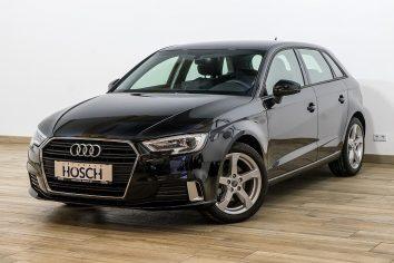Audi A3 Sportback 1.6 TDI S-tronic Sport LP:36.646.-€ bei Autohaus Hösch GmbH in