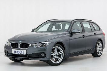 BMW 320d Touring Advantage Aut.  LP:60.162.- € bei Autohaus Hösch GmbH in